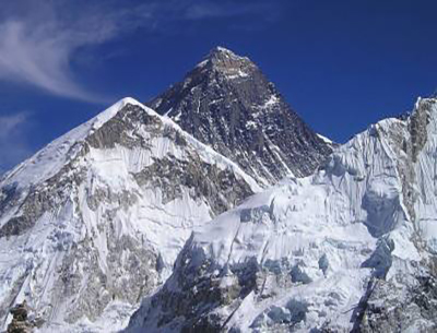 Mount Everest View Nepal